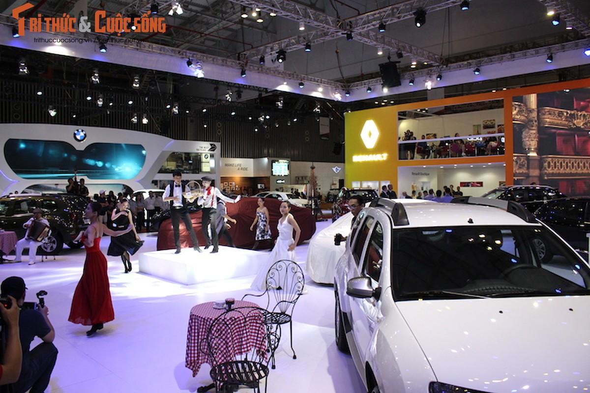 Renault - mang chat lich lam Phap den VIMS 2016