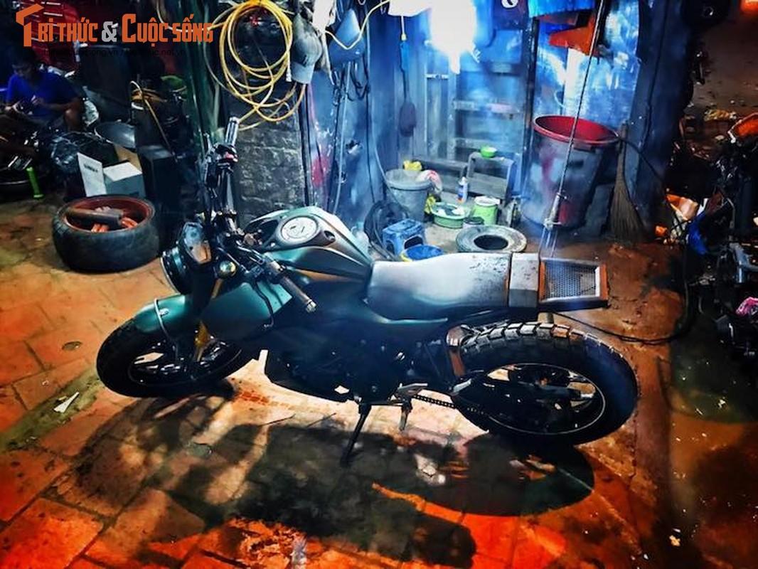 "Yamaha TFX150 do ""cao cao"" enduro cuc doc tai Sai Gon-Hinh-5"