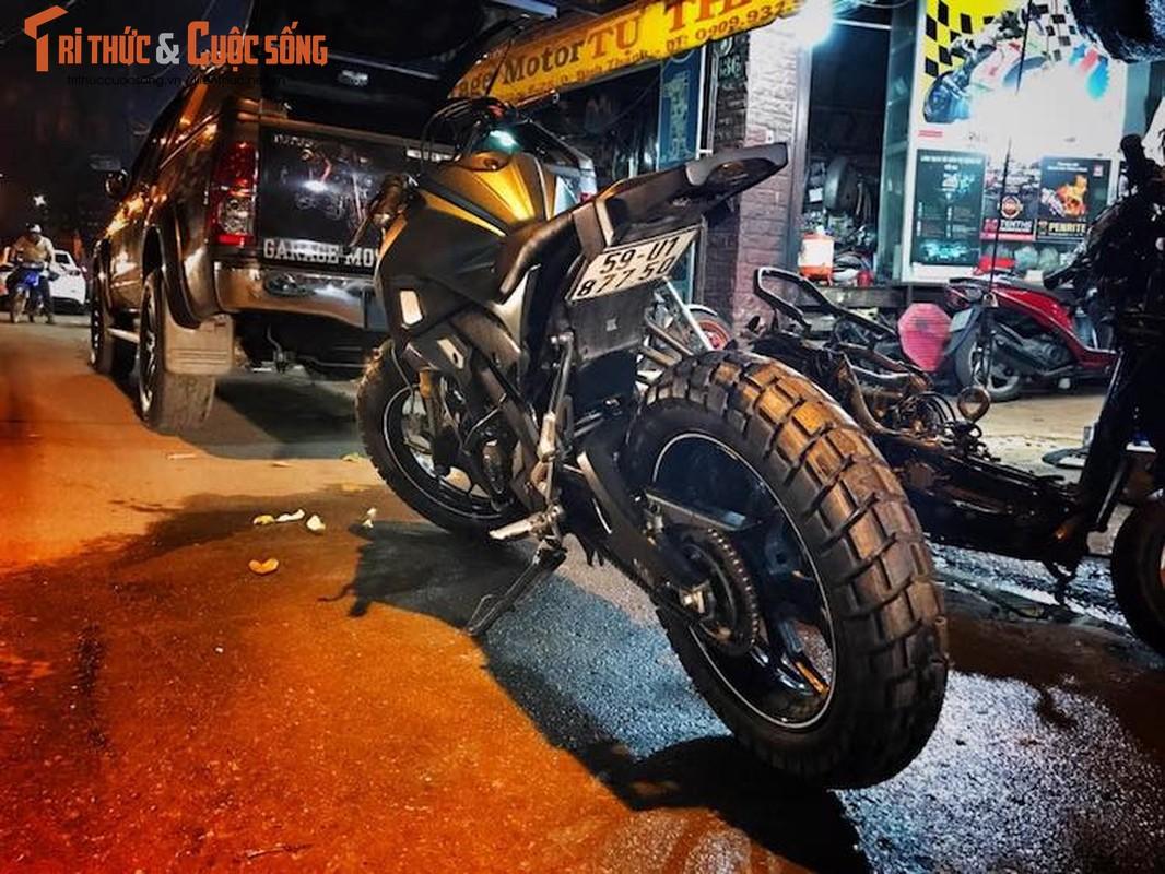 "Yamaha TFX150 do ""cao cao"" enduro cuc doc tai Sai Gon-Hinh-8"