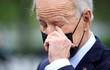 Tổng thống Biden khóc sau khi thông báo rút quân khỏi Afghanistan