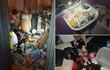"""Hãi hùng bên trong """"nhà ổ chuột"""" nơi 6 đứa trẻ sinh sống"""