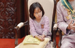 Tiểu công chúa Malaysia nổi tiếng với loạt biểu cảm hài hước