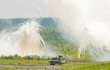 Nga công bố hệ thống phòng thủ mới cho xe tăng T-14 Armata