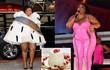 Choáng váng loạt set đồ khoe body của nữ nhân thân hình ngoại cỡ
