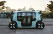 Chi tiết xe Taxi điện tự hành đầu tiên của Amazon
