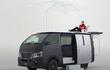 """Nissan """"Office Pod"""" - văn phòng di động siêu tiện lợi ra mắt"""