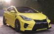 "Hyundai Elantra ""cực ngầu"" lấy cảm hứng từ siêu xe Lamborghini"