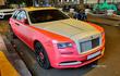 Xe siêu sang Rolls-Royce Ghost tiền tỷ nổi bật nhất Việt Nam