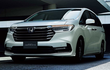 MPV hạng sang Honda Odyssey 2021 từ 2,08 tỷ đồng tại Thái Lan