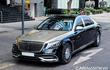 Đại gia Sài Gòn chi 280 triệu sơn xe sang Mercedes-Maybach S560