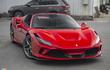 Chi tiết siêu xe Ferrari F8 Spider hơn 20 tỷ đồng tại Việt Nam