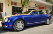 """Bentley Mulsanne tiền tỷ, """"đối thủ"""" Rolls-Royce Phantom ở Sài Gòn"""