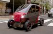 City Transformer CT-1, xe ôtô điện đô thị biết biến hình nhỏ gọn