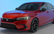 """Honda Civic 2022 lộ diện tại Việt Nam, """"đấu"""" Toyota Corolla Altis"""