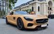 """""""Chạm mặt"""" Mercedes-AMG GT S hơn 10 tỷ, màu độc ở Sài Gòn"""