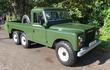 """Land Rover 6x6 đời 1981 """"cũ rích"""" chào bán cả tỷ đồng"""