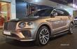SUV siêu sang Bentley Bentayga V8 2021 hơn 17 tỷ về Việt Nam