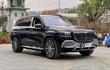 Cận cảnh Mercedes-Maybach GLS 600 màu độc hơn 16 tỷ tại Hà Nội