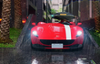 """Đại gia chi 65 tỷ đồng """"tậu"""" Ferrari Monza SP1, mưa vẫn phải che dù"""
