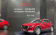 Mazda CX-3 và CX-30, cao nhất 899 triệu đồng tại Việt Nam