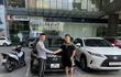 """Trúng biển """"ngũ quý 9"""", chủ xe Hyundai SantaFe lãi gần 3 tỷ đồng"""