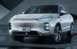"""SAIC Roewe Jing - xe SUV Trung Quốc lấy cảm hứng từ """"cá kình"""""""