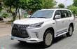Chi tiết Lexus LX570 Supersport MBS 2021 hơn 10 tỷ tại Việt Nam