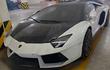 """Lamborghini Aventador hơn 20 tỷ bị phủ bụi, """"bỏ rơi"""" ở Hà Nội"""