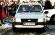 Ford Escort 1981 huyền thoại của Công nương Diana được đấu giá