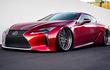 """Ngắm xe sang Lexus LC 500 phiên bản """"lết đất"""" đầy táo bạo"""