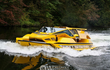 """Hydrocar - chiếc xe ôtô """"biết bơi"""" mất tới 10 năm để chế tạo"""