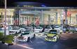 Toyota Land Cruiser 2022 vừa ra mắt gia nhập đội cảnh sát Dubai