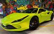 """Cận cảnh Ferrari F8 Tributo """"màu độc"""", hơn 23 tỷ tại Sài Gòn"""