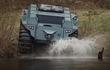 Mission Master XT - xe quân sự địa hình, tự lái và vá lốp