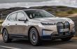 BMW iX mới có thể tự đỗ, tự sạc và tự rửa xe