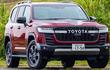 Toyota Land Cruiser GR Sport từ 1,61 tỷ đồng, SUV chuyên offroad