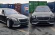"""""""Đập thùng"""" Mercedes-Maybach S650 Pullman về Việt Nam, hơn 70 tỷ"""