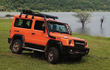 Force Gurkha - chiếc SUV offroad chỉ 402 triệu đồng tại Ấn Độ