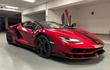 Siêu xe Lamborghini Centenario Roadster rao bán tới 126,7 tỷ đồng