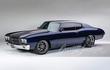 """""""Ông cụ"""" Chevrolet Chevelle Malibu hơn 50 tuổi chào bán 4,1 tỷ đồng"""
