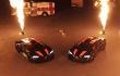 Bộ đôi Bugatti Chiron Super Sport 300+ trăm tỷ đồng cập bến Mỹ