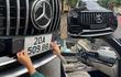 Mercedes-AMG GLS 63 2021 hơn 14 tỷ về tay đại gia Thái Nguyên