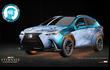 """Lexus giới thiệu 10 mẫu xe độc đáo cho các siêu anh hùng """"Eternals"""""""
