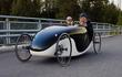 Kinner 2022 - xe đạp lai ôtô điện phong cách siêu cổ điển
