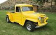 Bán tải cổ Willys Jeep độ V8, phục chế hết 3,4 tỷ đồng