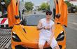"""Nam ca sĩ TiTi gây sốt với màn """"cò"""" McLaren 720S Spider hơn 23 tỷ"""