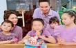 Con trai của đạo diễn triệu đô Lý Hải đón sinh nhật giản dị