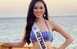 Ái Nhi diện bikini đọ sắc dàn đối thủ tại HH Liên lục địa