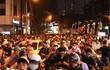 Sài Gòn kẹt cứng vì vạn người xuống đường đón năm mới 2020