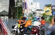 """Ngày đầu TPHCM cho shipper hoạt động """"thông"""" quận"""